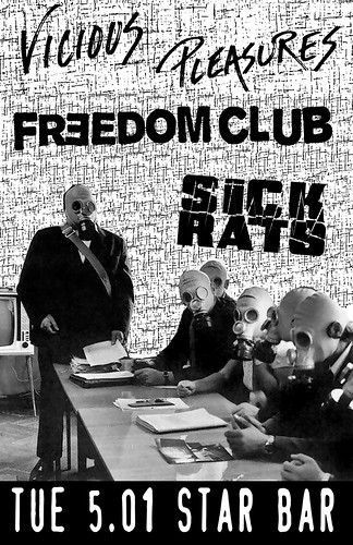 5/1/12 Vicious Pleasures/FreedomClub/SickRats
