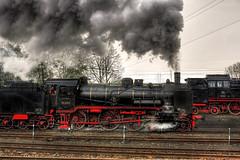 Bochum - Eisenbahnmuseum Dahlhausen Preußische P 8 38 2267 Baujahr 1918 02