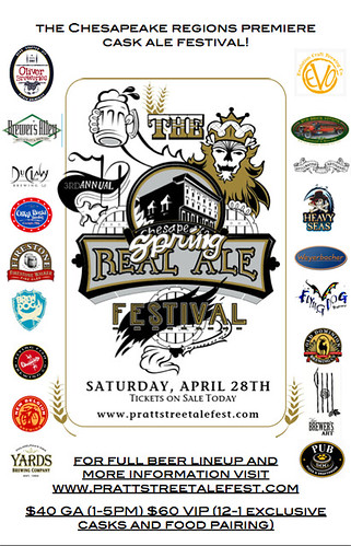 Chesapeake Spring Real Ale Fest