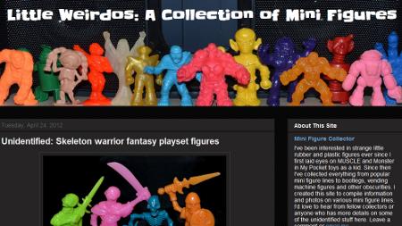 Little Weirdos Website