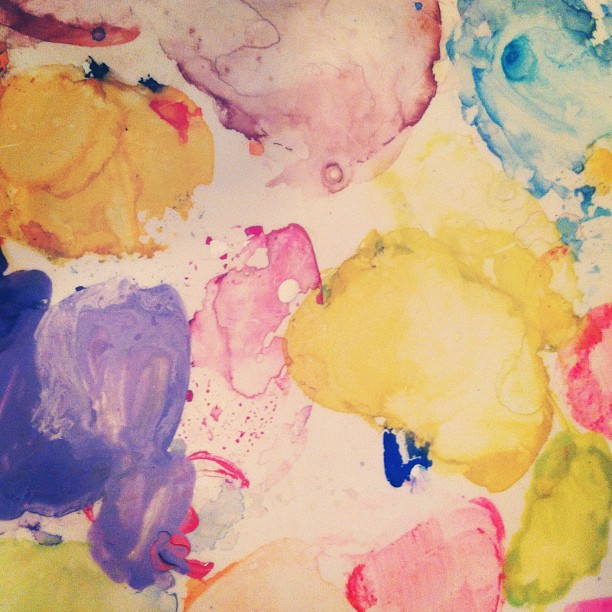 Painting #watercolor