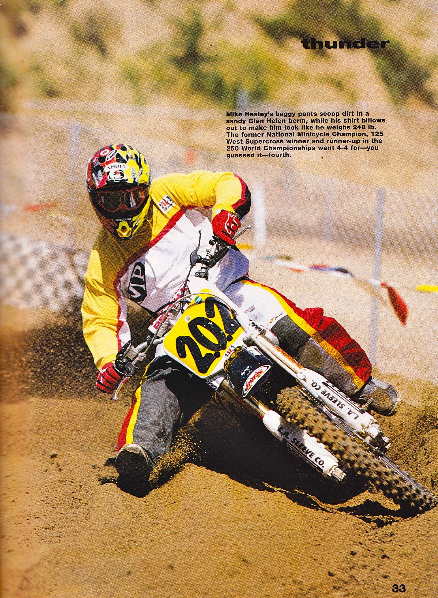 My Favorite Pics Of Mike Healey Moto Related Motocross