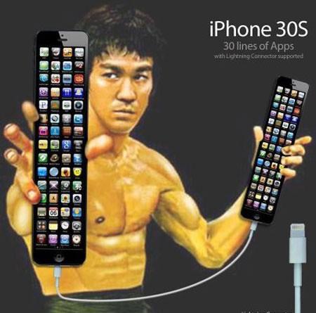 iPHONE 30S. LOLZ