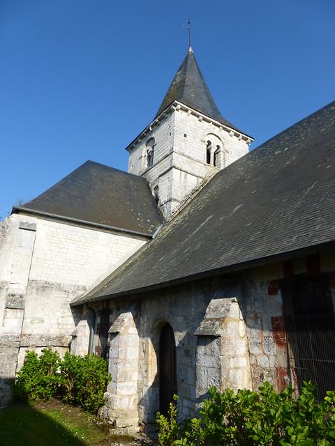 217 Église Saint-Michel de Saint-Wandrille