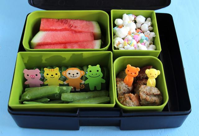 Preschool Bento #638