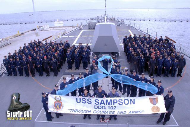 USS Sampson (DDG 102)