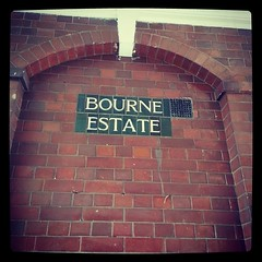 Flicked by The Bourne Supremacy on TV. A shame the follow up about his housing plans in London wasn't as successful. ..