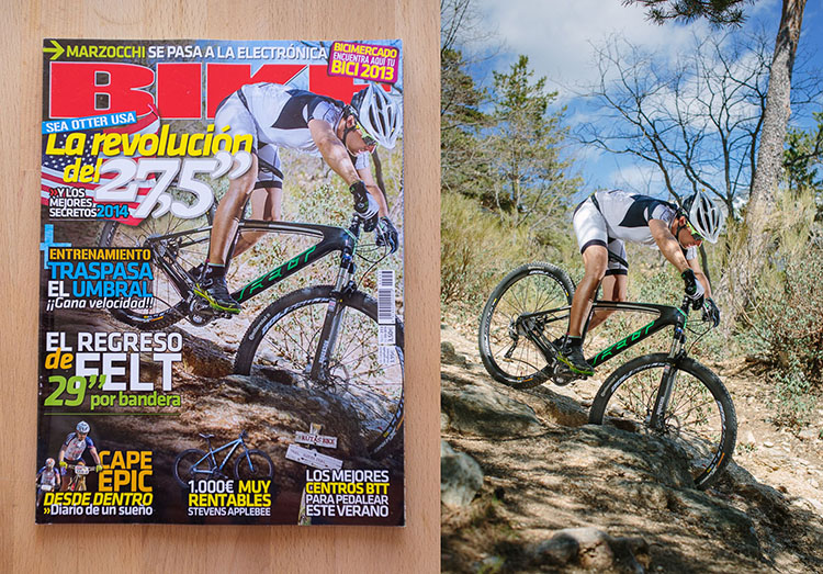 BIKE cover issue 253