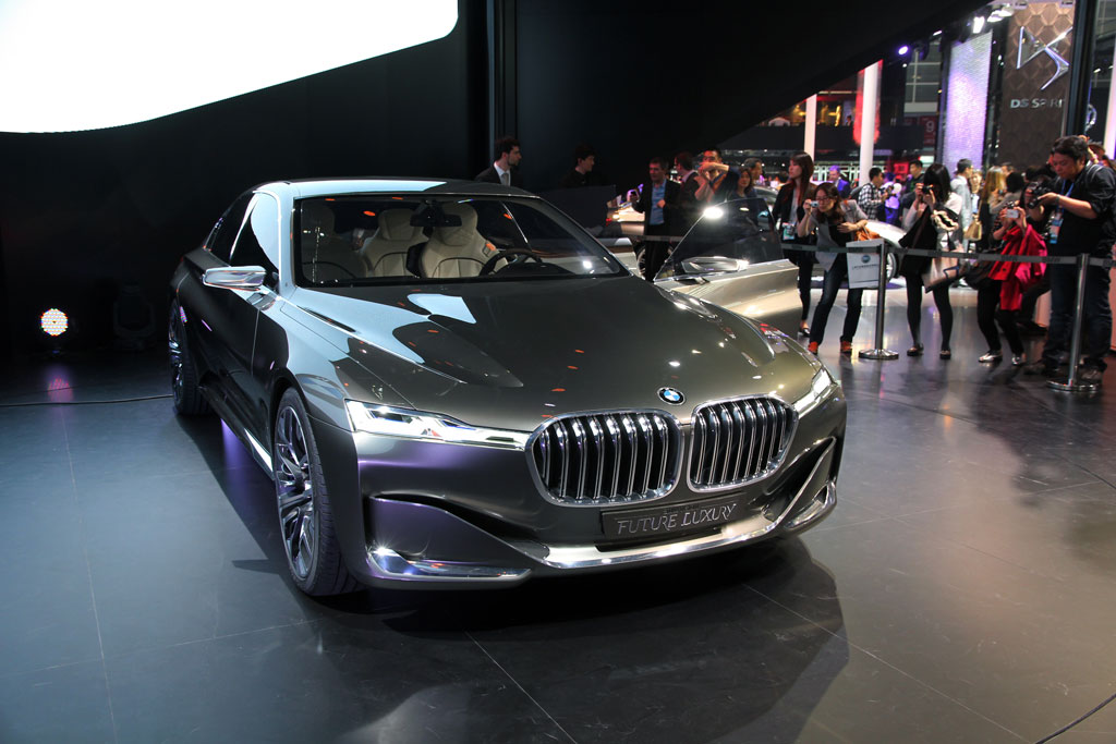 Automotivedesignclub International Bmw 2014 Vision Future Luxury