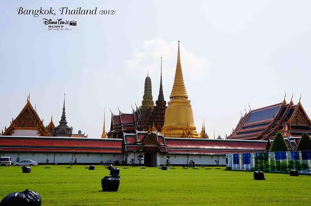 Day 3 Bangkok, Thailand - Grand Palace Bangkok 01