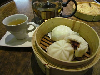 Steamed Char Siew BBQ Buns at Zenhouse