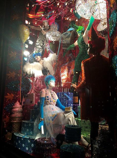 Brilliant Holiday: Glitterati (from the right)