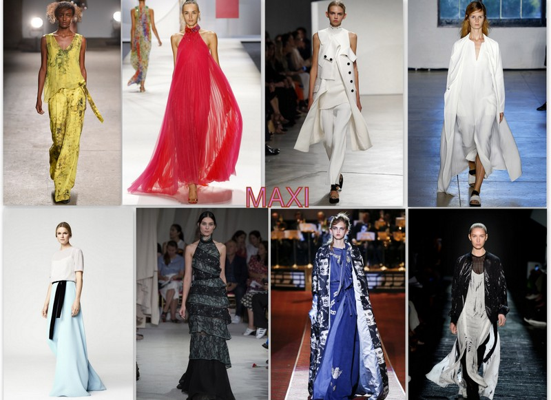Tendencias SS16: Prendas Maxi - JFashion.co