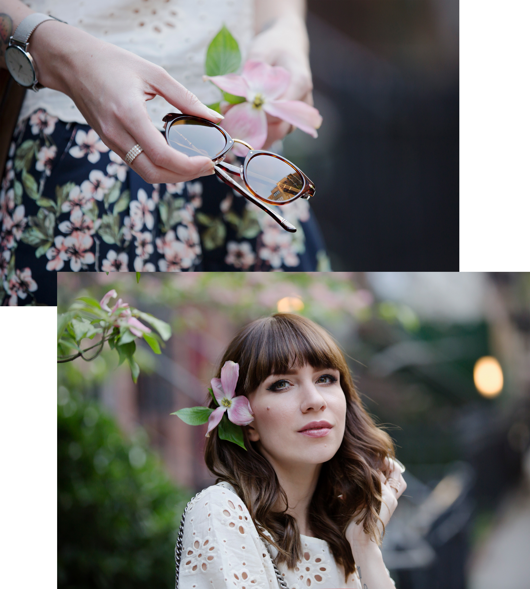 new york city streetstyle fashion fashionblogger mint&berry persol mister spex gucci dionysus luxury fashion styling look summer flowers floral cats & dogs modeblog ricarda schernus fashionblogger germany 4