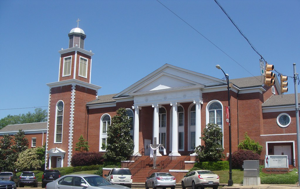 First Methodist Church---Louisville, Ms.