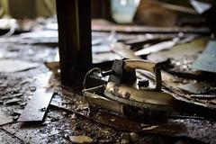 41 - Duga - Abandoned iron