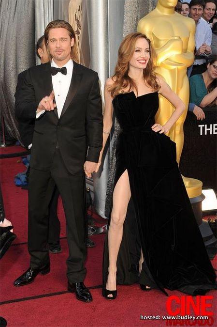 Angelina Jolie &Amp; Bratt Pit