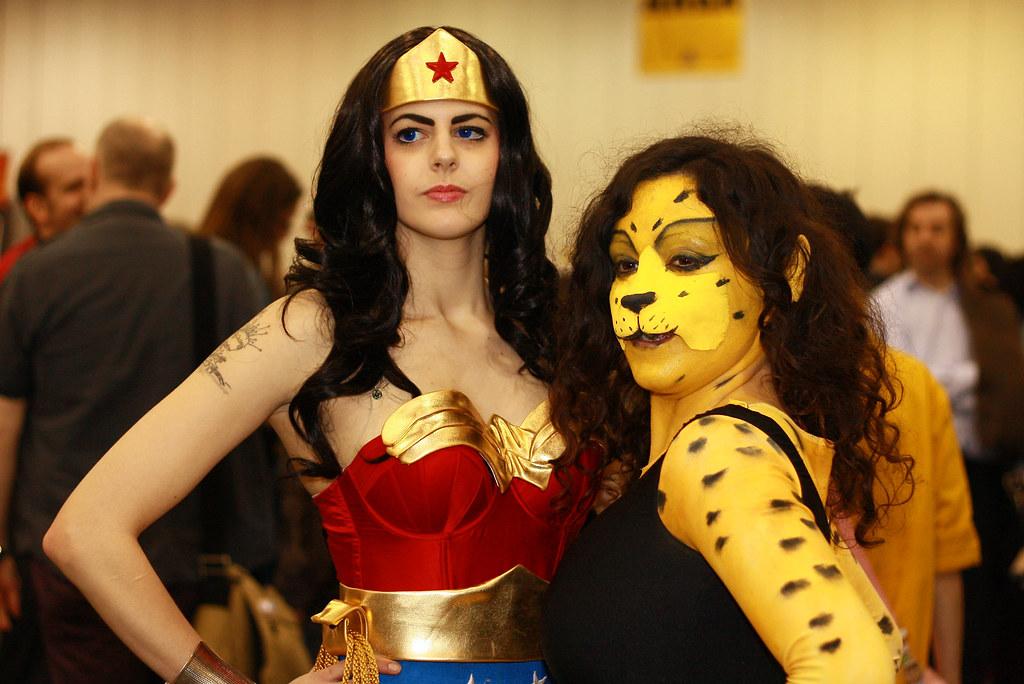 Wonder Woman u0026 Cheetah  sc 1 st  Picssr & I LOVE WONDER WOMANu0027s Favorite Flickr photos   Picssr