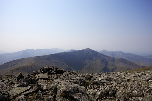 The High Carneddau