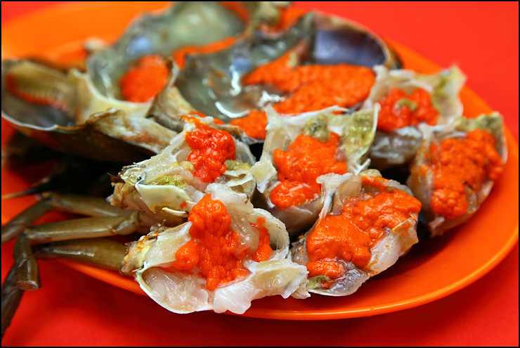 What Is Crab Roe
