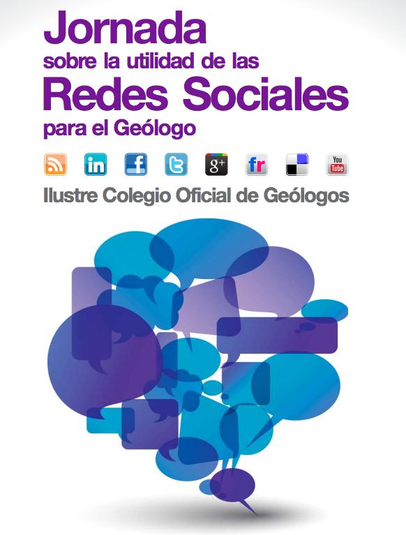 Jornada Redes Sociales para el Geologo