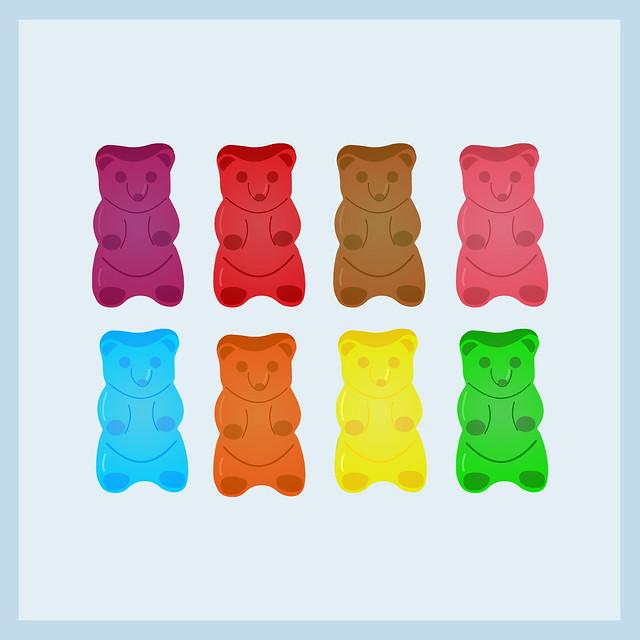 Gummy Bears Flickr Photo Sharing