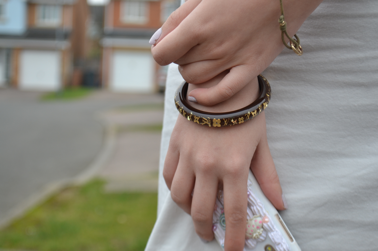daisybutter - UK Style Blog: annie greenabelle dress, fairtrade fortnight, louis vuitton jewellery, mulberry, birthday