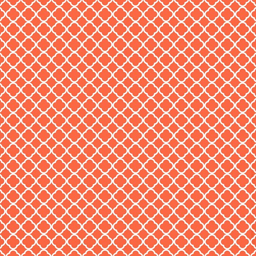 3-papaya_BRIGHT_small_QUATREFOIL_SOLID_melstampz_12_and_a_half_inches_SQ_350dpi