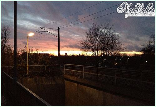 03032012 - sunset