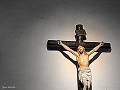 religious item, symbol, font, crucifix, cross,