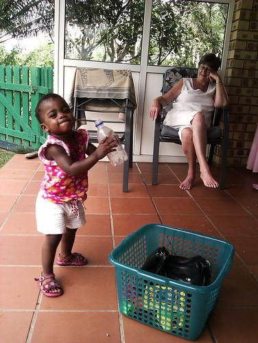 63/366: Thanda & Granny
