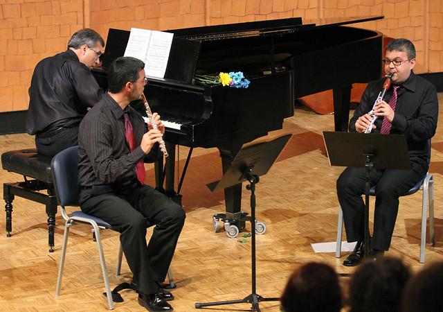 LAVINIA FONTANA Y OTRAS MUJERES AFORTUNADAS - MÚSICA PARA TOD@S 2012 - LEÓN 01.03.12