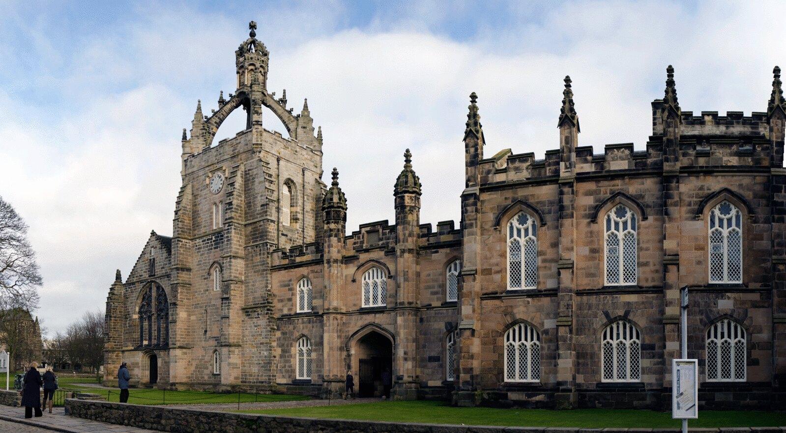 University Of Aberdeen Macrobert Building Booking Rooms