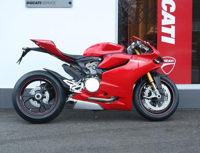 John Hackett Ducati