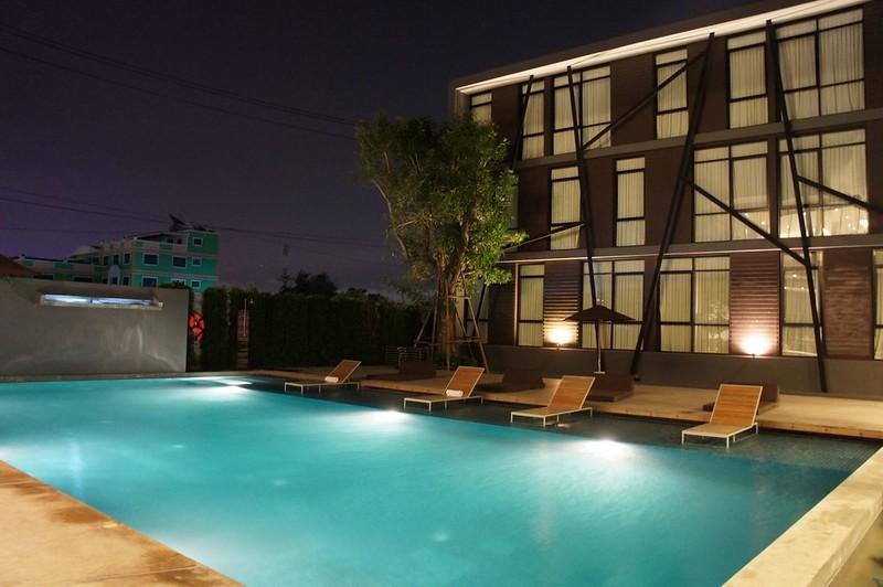 曼谷機場轉機住宿 The Vismaya Hotel
