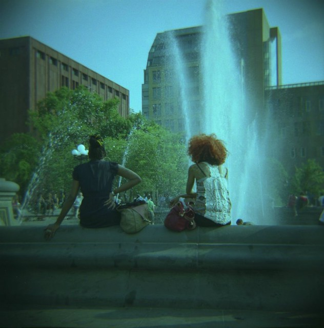 fountain girls