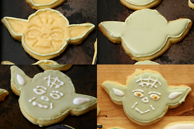 star wars cookies 3 yoda