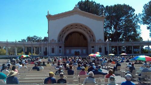 Organ Pavilion Concert
