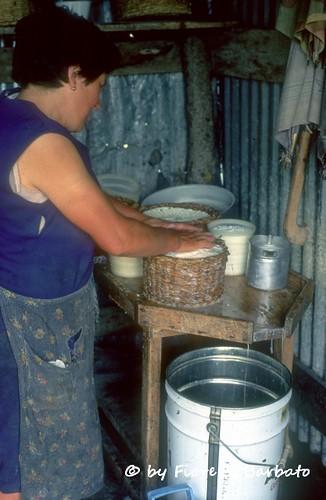 Bisaccia (AV), 1981, Vita rurale.