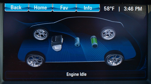 2012 Buick Regal eAssist 19