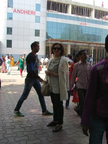 Uschi, Mumbai, India