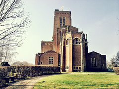 Guildford Cathedral (east end)