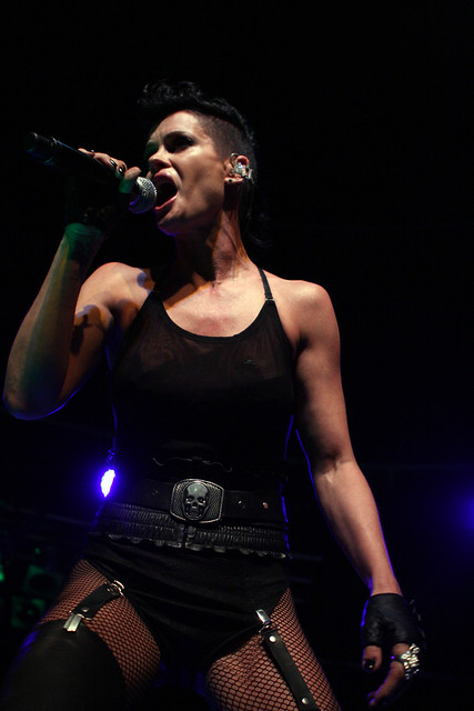 Photo:AQUA By Eva Rinaldi Celebrity and Live Music Photographer