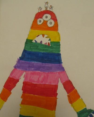 rainbowmonster