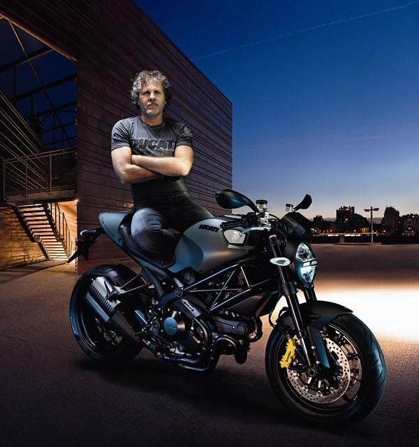Ducati Monster 1100EVO Diesel