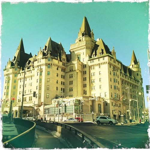 Ottawa's castle