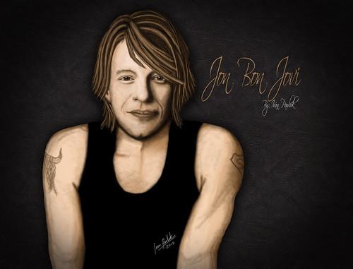 Jon Bon Jovi by PAWLUK IVAN