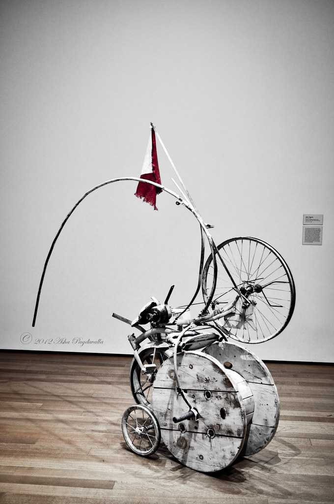 Cycle sculpture