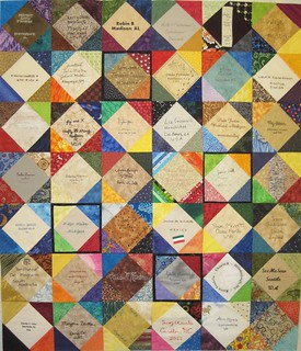 The Project of Doom Signature Quilt