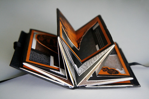 Handmade Star Book